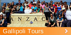 Gallipoli and Troy Tours